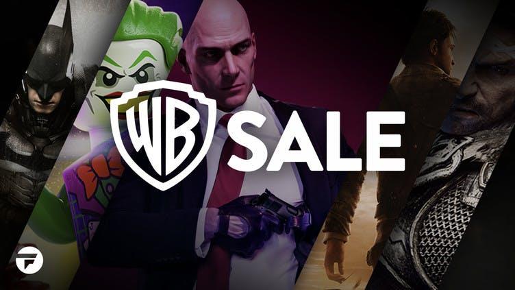 Top Warner Bros Steam games on sale now