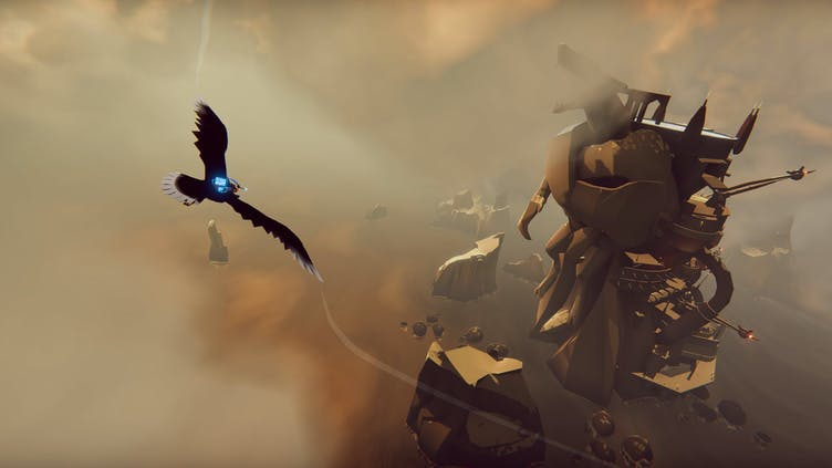 The Falconeer was nearly 'The Dragoneer' according to developer Tomas Sala