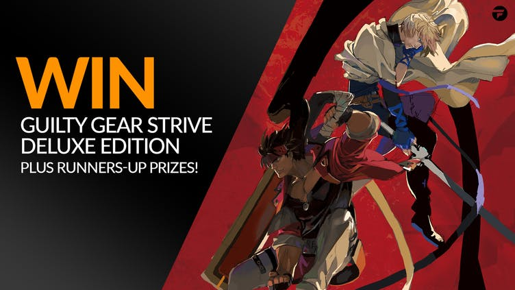 Chance to win Steam PC key copy of GUILTY GEAR STRIVE Deluxe Edition with Fanatical