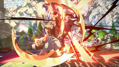 Guilty Gear -STRIVE- Overdrive moves look crazy good