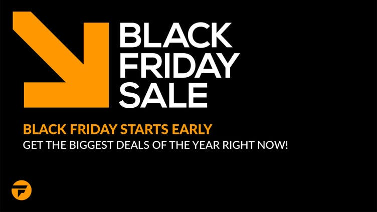 Thousands of Steam games on sale - Black Friday starts early