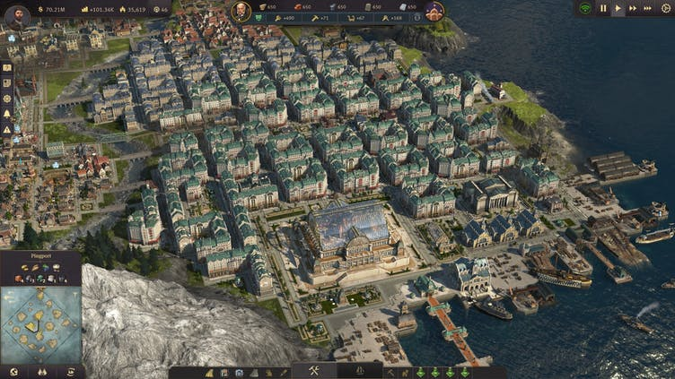 What's included in the Anno 1800 - Complete Edition?