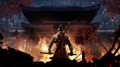 Sekiro: Shadows Die Twice - Easy trick to defeat Chained Ogre