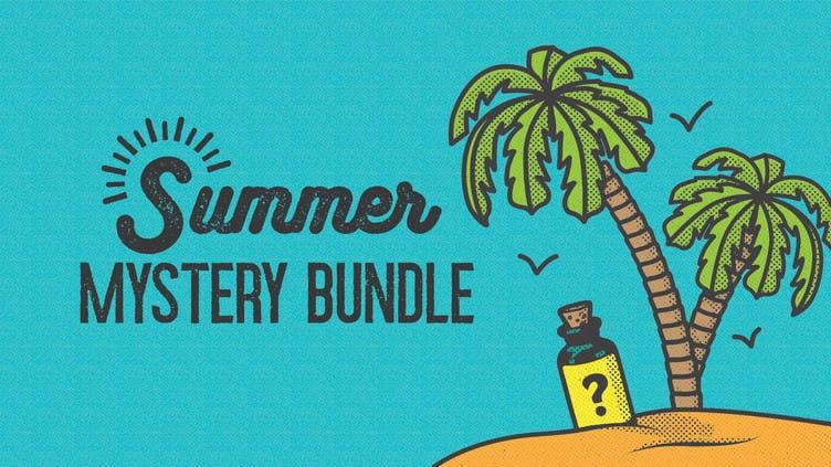 Discover 100-game packs hidden inside the Summer Mystery Bundle