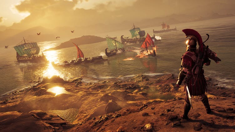 What are critics saying about Assassin's Creed Odyssey