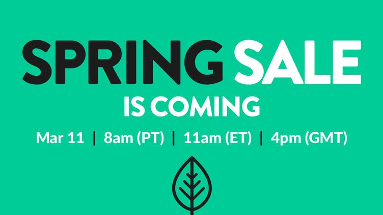 Get ready for super savings on Steam games with Fanatical's Spring Sale