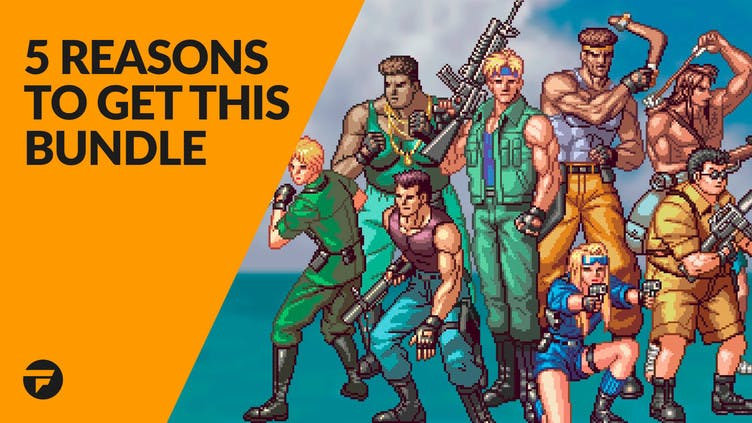 5 reasons why you need to buy the SNK Classics Bundle