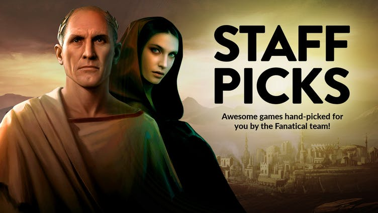Five top rated Indie games you can buy in the Staff Picks Build your own Bundle