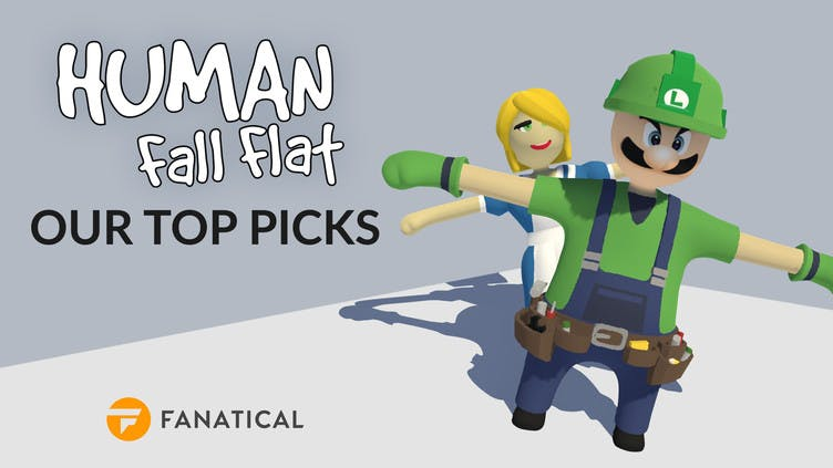 Human: Fall Flat skins - Our top picks