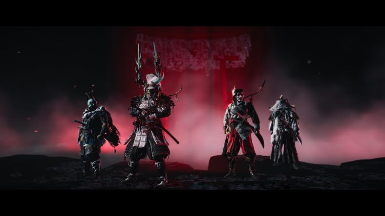 Ghost of Tsushima: Legends - New online co-op mode with 4 new heroes