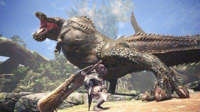 Godzilla in Monster Hunter: World - Capcom devs reveal their ideal beasts