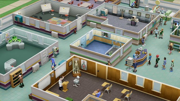 Two Point Hospital reviews - What are the critics saying