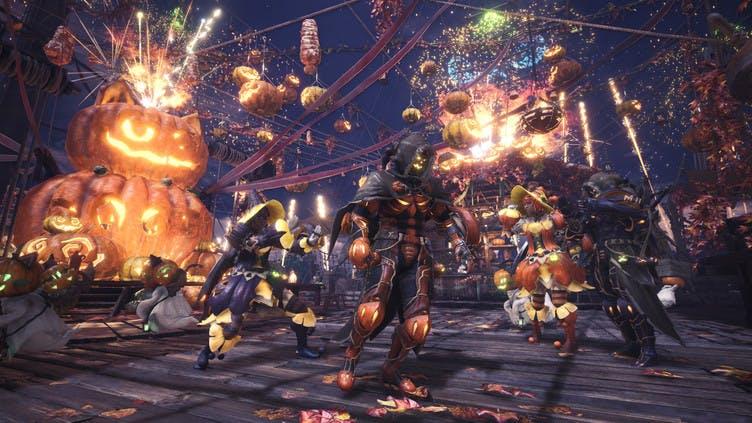 Monster Hunter: World's Autumn Harvest Festival coming to Steam PC