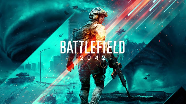 Battlefield 2042 revealed by EA at E3 2021 - Features up to 128-player matches