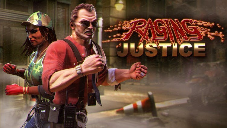 Raging Justice was a 'dream project' - Makin Games