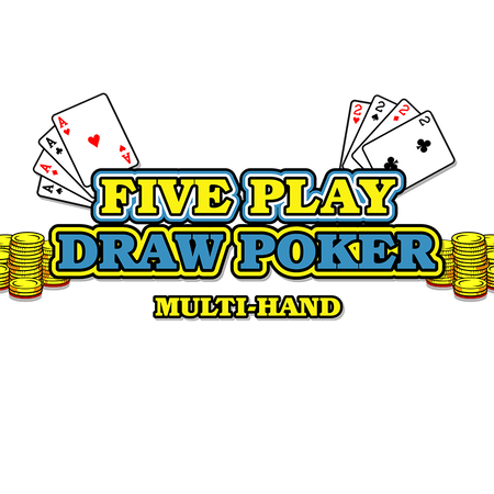 Five Play Draw Poker on  Casino