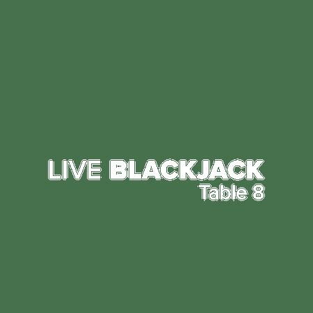 American Blackjack Table 8 on  Casino