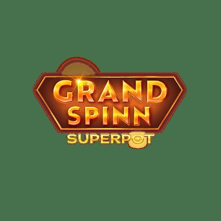 Grand Spinn Superpot on  Casino