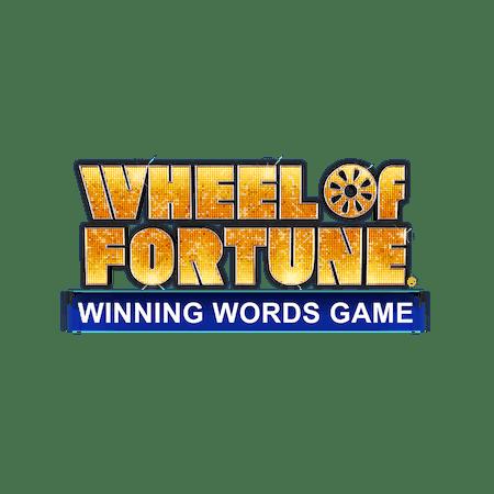 Wheel of Fortune Winning Words on  Casino