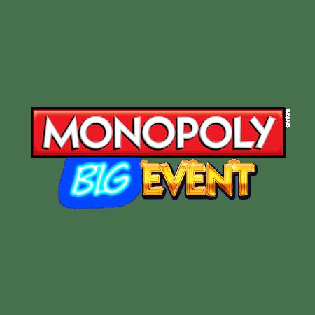 Monopoly Big Event on  Casino