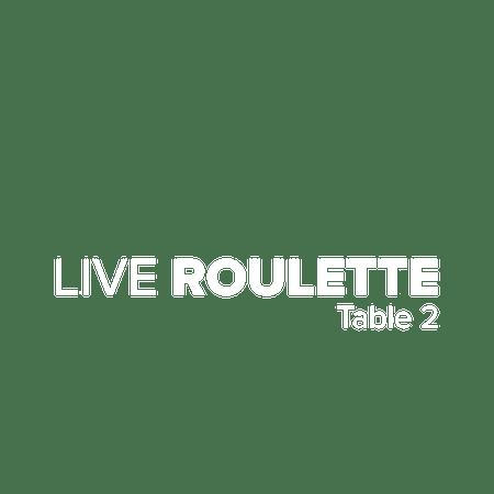 Live Dealer Roulette 2 on  Casino