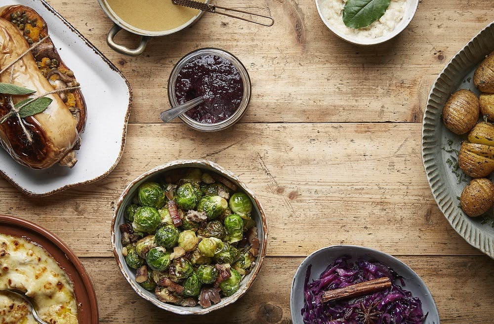 Get everything you need for the perfect festive period and best Christmas meal ever.