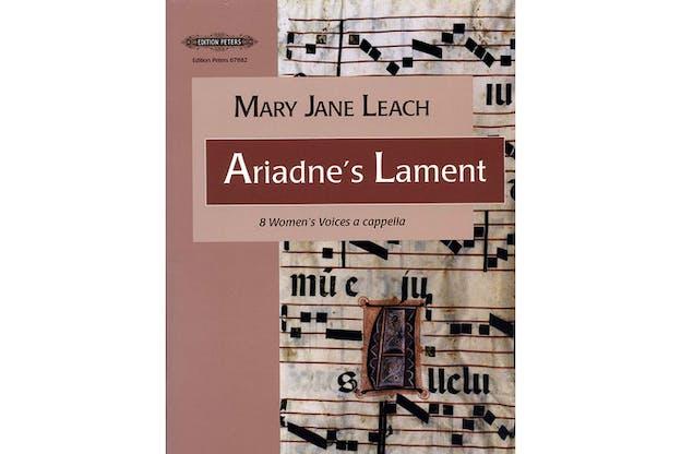 Mary Jane Leach