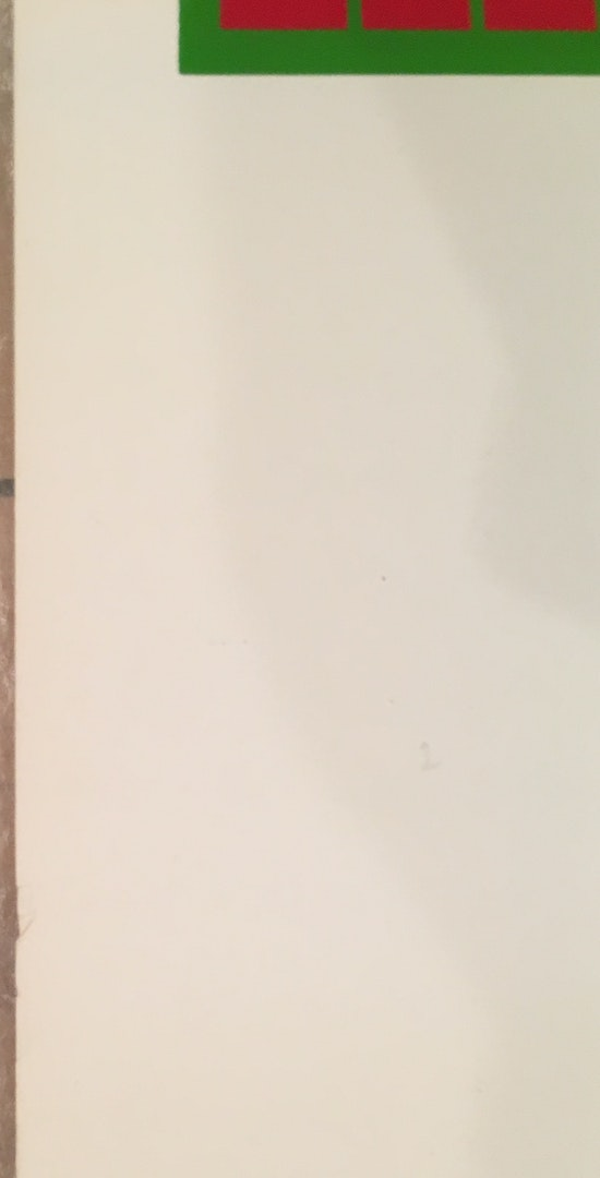 Richard Anuszkiewicz, List Art Poster,