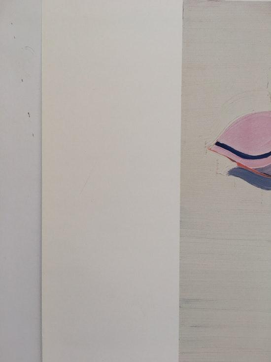Wayne Thiebaud, Wayne Thiebaud (Three Wind Toys, 1962), null