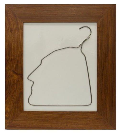 Hanging Man (Silver), Ai Weiwei, 2009