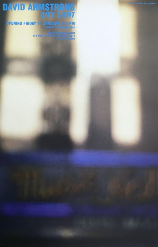 David Armstrong, City Light, 2002