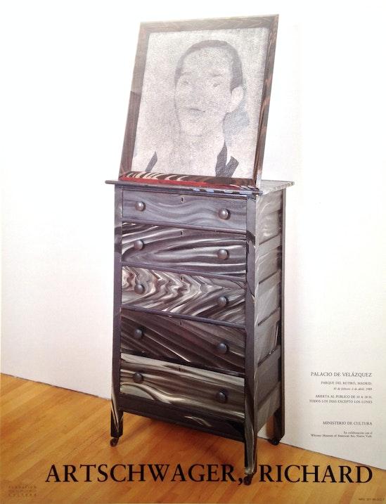 Richard Artschwager, Artschwager, Richard, 1989