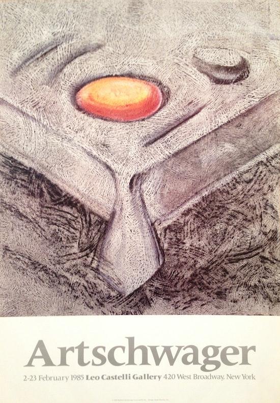 Richard Artschwager, Artschwager, 1985