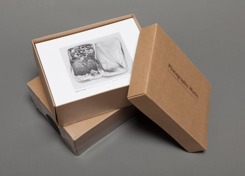 Photographic Works:  To Benefit the Foundation for Contemporary Arts