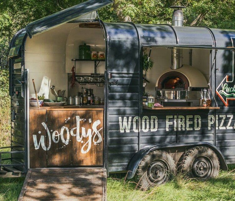 Food truck hire for weddings