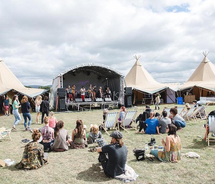 Festival catering UK