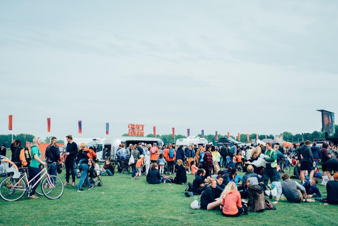 Hackney Half Festival