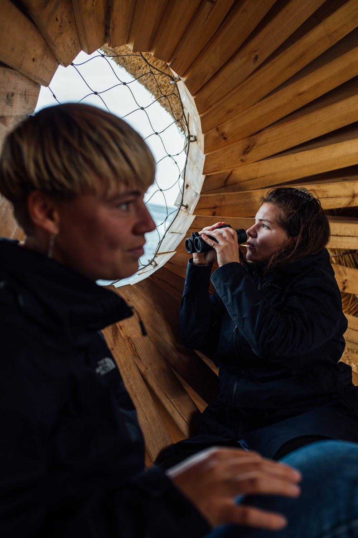 Feminist Bird Club NL - Tij vogelobervatorium