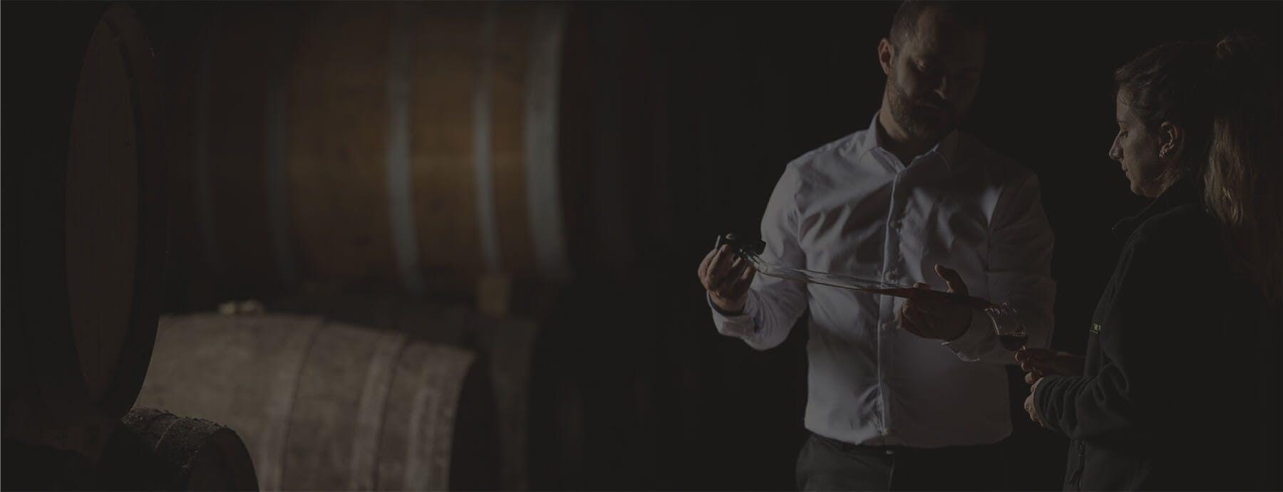 dégustation de Cognac Ferrand