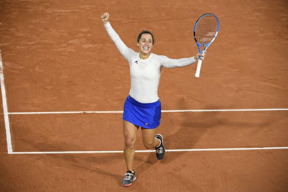 Martina Trevisan, Roland-Garros 2020, 2e tour