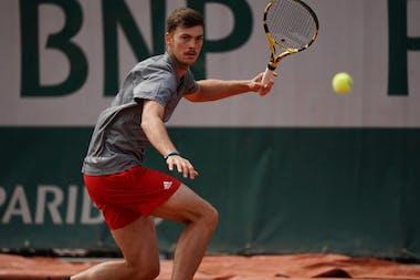 Maximilian Marterer, Roland-Garros 2021