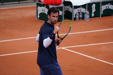 Quentin Halys Roland Garros 2021