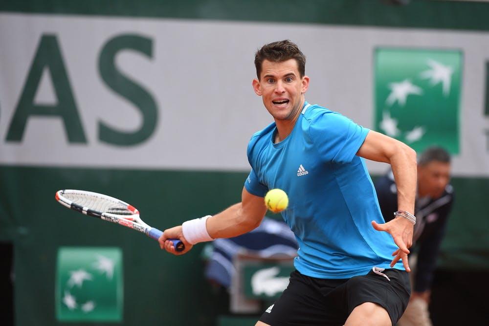 Dominic Thiem Roland Garros 2019