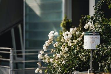 Actions RSE et développement durable à Roland-Garros