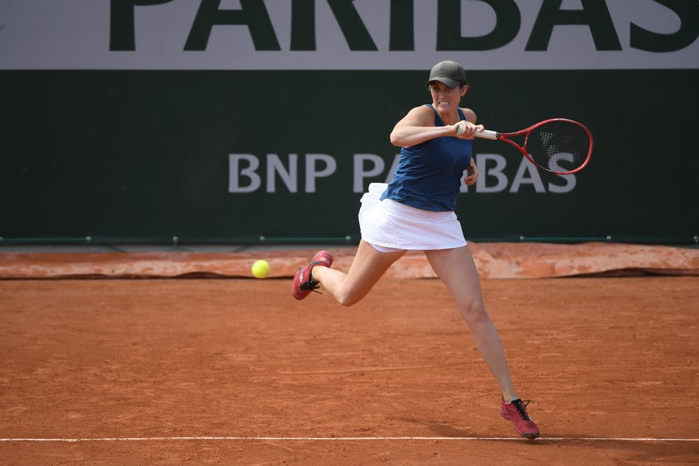 Rebecca Marino Roland Garros 2019 qualifying