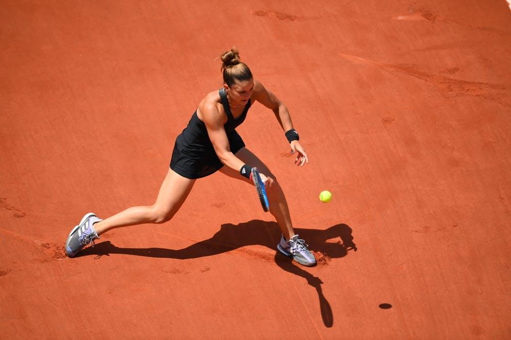 Maria Sakkari, women's singles, 1/4 F