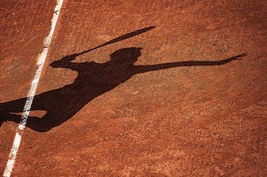 Ombre Roland-Garros Terre battue