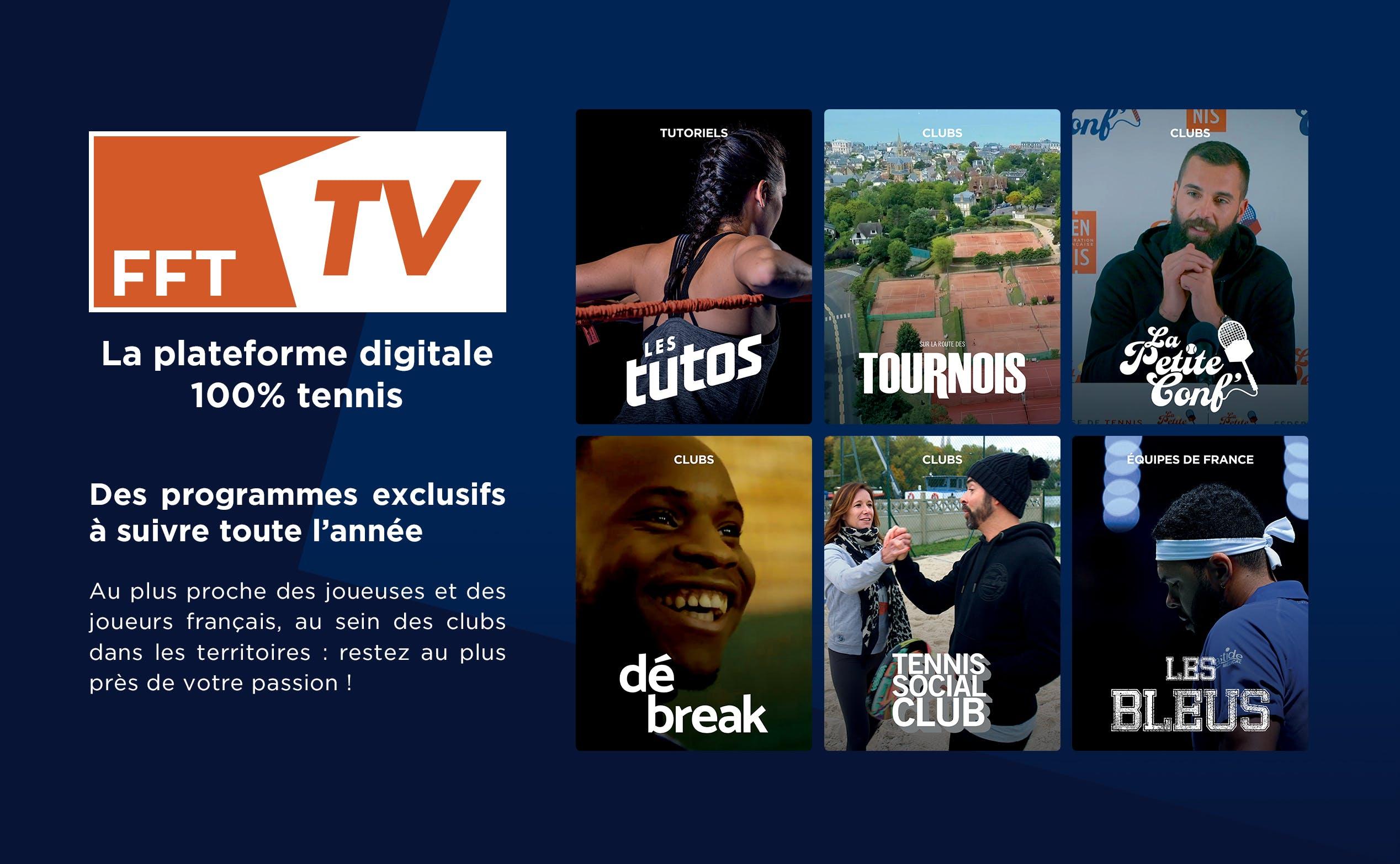 Plateforme FFT TV