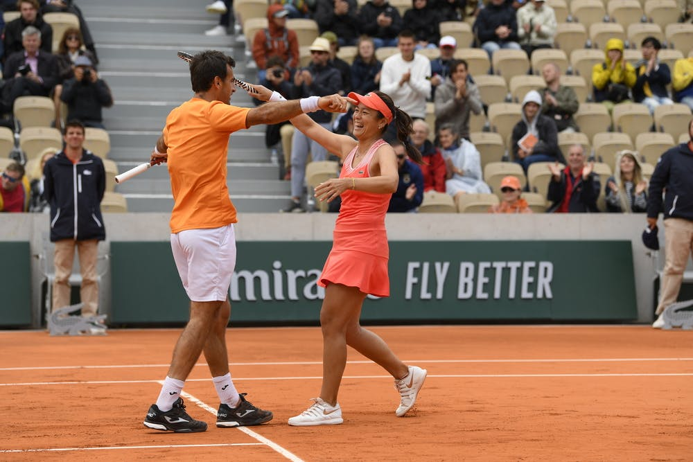 Ivan Dodig and Latisha Chan