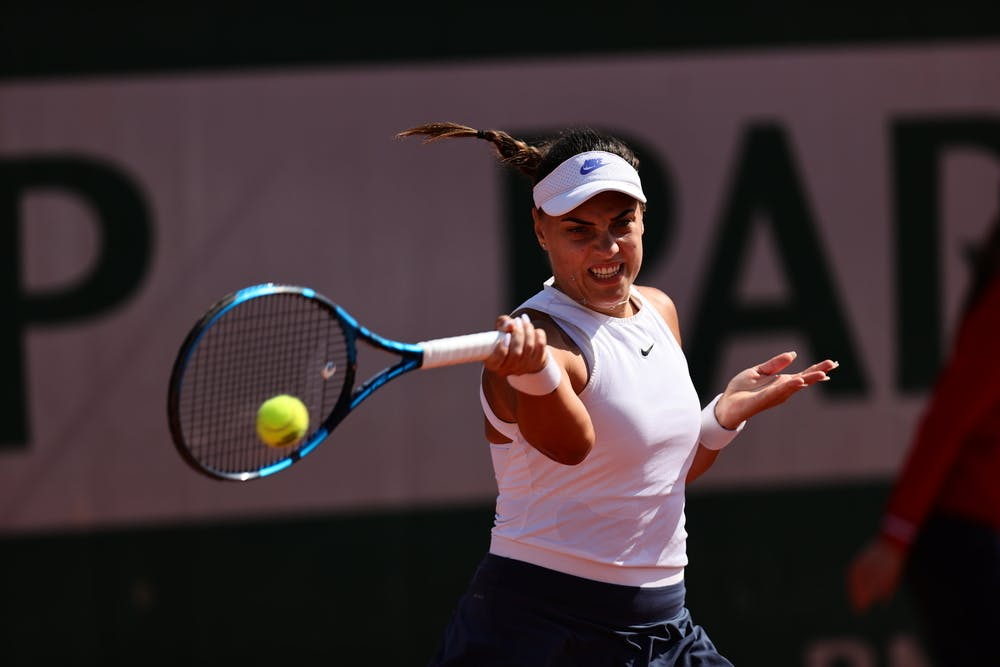 Ana Konjuh, Roland-Garros 2021